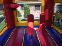 Inflatable Combo Unit - Fun Jumps of Abbeville