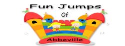 Fun Jumps of Abbeville Logo